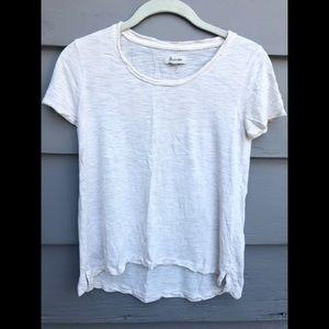 Madewell Sz XS soft lightweight t shirt